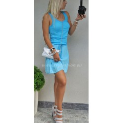 Sukienka letnia, zwiewna idealna na lato