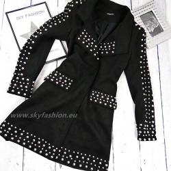 Płaszcz London Black