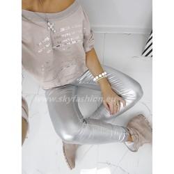Piękna  bluzka  oversize Pink