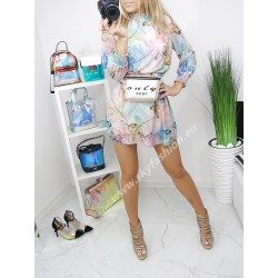 Kolorowa sukienka Spring II