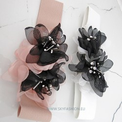 Pasek na gumie, Flowers