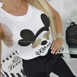 Bluzka T-shirt Miki