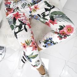 Spodnie April Flowers