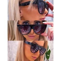 Stylowe okulary przeciwsłoneczne