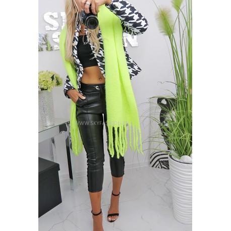 Szal  Energetic Color  Green