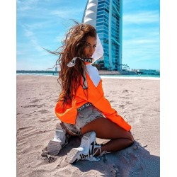 Miss City  futurystyczna bluza HIT!