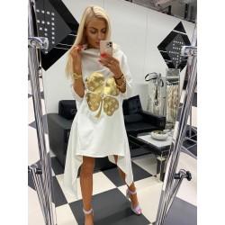 Sukienka Paparazzi Fashion kończyną rozmiar uni