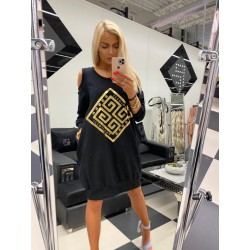 Paparazzi Fashion sukienka black