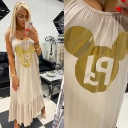 Sukiena Maxi Paparazzi Fashion Karmel