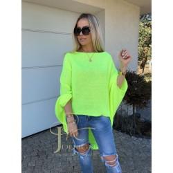 Sweter Neon Green