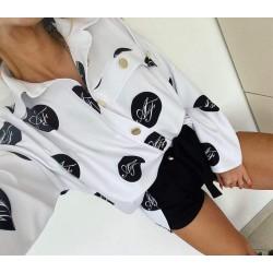 Koszula Oversize by Agatha Fashion