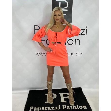 Paparazzi Fashion sukienka orange NEW!