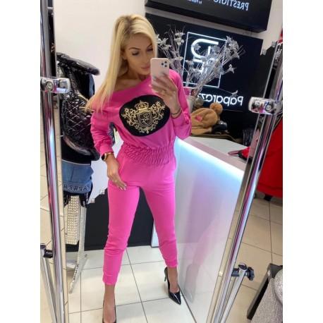 Kombinezon Pink Paparazzi Fashion