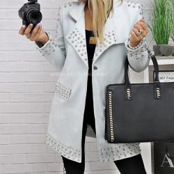 Płaszcz London Grey