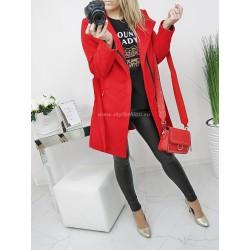 Płaszcz Zimowy RED
